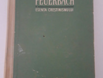 Feuerbach esenta crestinismului