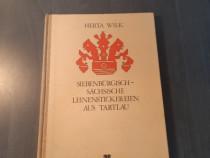 Cusaturi sasesti din Prejmer in limba germana de Herta Wilk