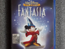 DVD - Desene animate - Fantasia (limba italiana si engleza)