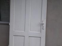 Uşă lemn masiv