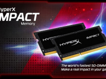 Memorie RAM notebook Kingston DDR3L 8GB 1600MHz CL9 HyperX I