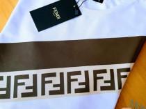 Tricouri Fendi diverse mărimi calitate garantată new model