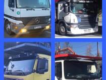 Transport auto Ro-Sp, Sp-Ro