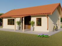 Construim containare tip casa
