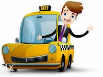 Angajez sofer Taxi - Cu Atestat Valabil
