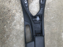 Consola centrala cotiera BMW E90 cu telefon si Aux-In