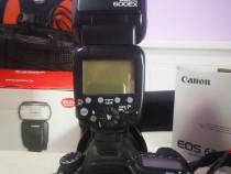 DSLR Canon Eos 6D