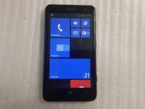 Telefon mobil Nokia 625 Lumia, 4G, Black 8 Gb - poze reale