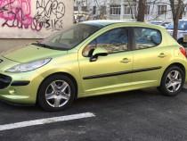 Peugeot 207, 1.6 hdi 109 cp, euro 4