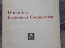 Carte veche autograf dinamica economiei cooperatiste jinga