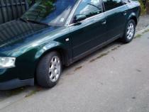 Audi a6 an 2001 +dacia Logan 2009 pachet