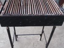 Gratar pentru lemne si/sau carbuni