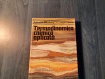 Termodinamica chimica aplicata de Solomon Sternberg