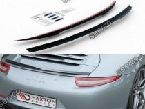 Eleron spoiler cap Porsche 911 Carrera 991 2011-2016 v1