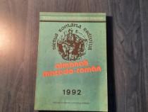 Almanah macedo roman 1992