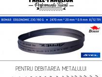 Fierastrau banda metal 2470x20x0.9x8/12 BOMAR 230.190 G
