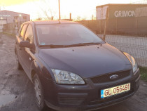Ford focus 1.6 tdci din 2005, Euro 4