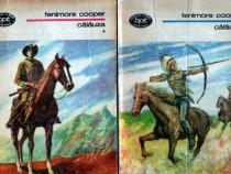 Călăuza de James Fenimore Cooper (2 vol.)