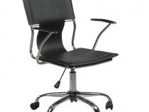 Scaun de birou ergonomic BX-2015, culoare negru
