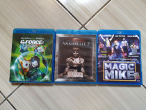 Filme Blu-ray: Magic Mike, Annabelle 2, G-Force
