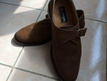 Pantofi piele, masura 42