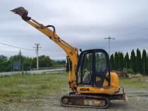 Excavator 3,5 to JCB 804 Super