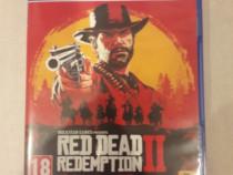 Red Dead Redemption 2 cu harta