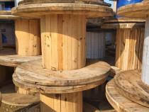 Tamburi de lemn