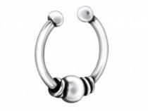 Piercing Nas Din Argint, Bali, Silver A4S28382