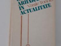 Filosofie vasile tonoiu ontologii arhaice