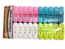 Carlige Rufe Set 20 Bucati, Multicolor