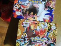 Pokemon carti de joc Originale,cutie metal plicuri sigilate