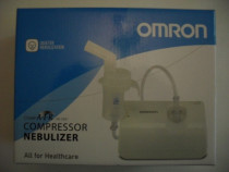 Omron compair ne-c801, japonia, nebulizator nou, la cutie