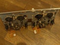 Mecanism casetofon dublu deck stereo auto reverse