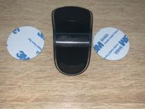 Suport Auto Magnetic Slim Air Vent Mount + Placuta Metalica