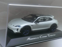 Macheta Porsche Mission E Cross Turismo electric -Spark 1/43
