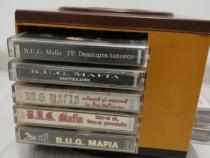 Casete audio b.u.g. mafia
