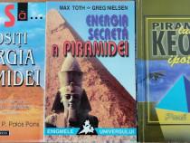 Carti despre piramide