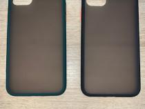 Husa mata cu bumper din silicon pentru iPhone 11 PRO MAX