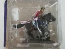 Figurina Razboaiele Napoleoniene - Hussar calare versiunea 1