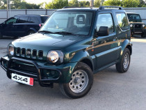 Suzuki Jimny *1.3 benzina 4*4*autoturism*import Germania !