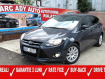 Ford Focus / garantie / rate fixe si egale / buy - back