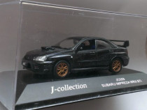 Macheta Subaru Impreza WRX STi MK2 2002 - JCollection 1/43