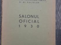 Album de arta salonul oficial pe anul 1930