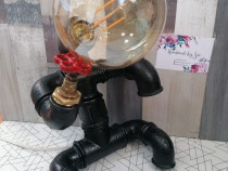 Steampunk deco