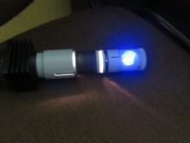 Microscop == sursa de lumina