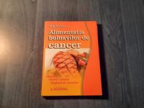Alimentatia bolnavilor de cancer de D. D. Chiriac