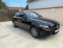 Mercedes C220, 05.2017, led, radar, navi, softclose