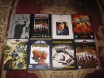 Steve mcqueen,7 filme dvd,get away,great escape,bullitt,pap