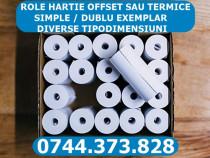 Role hartie termica imprimante Epson TM,Bixolon SRP,Samsung